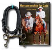 Horsemanship for Gait Training DVD